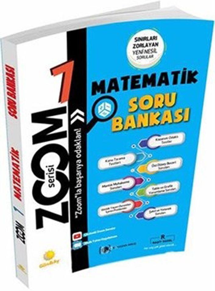 Günay Yayınları 7. Sınıf Matematik Zoom Soru Bankası