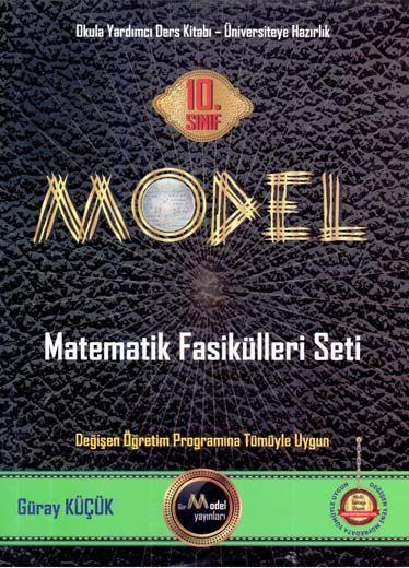 Gür Yayınları 10. Sınıf Model Matematik Fasikülleri Seti