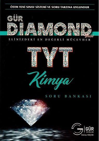Gür Yayınları TYT Kimya DIAMOND Soru Bankası