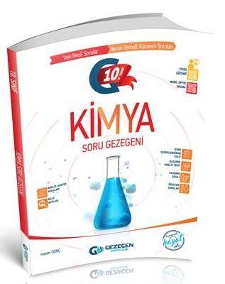 Gezegen Yayınları 10. Sınıf Kimya Soru Gezegeni