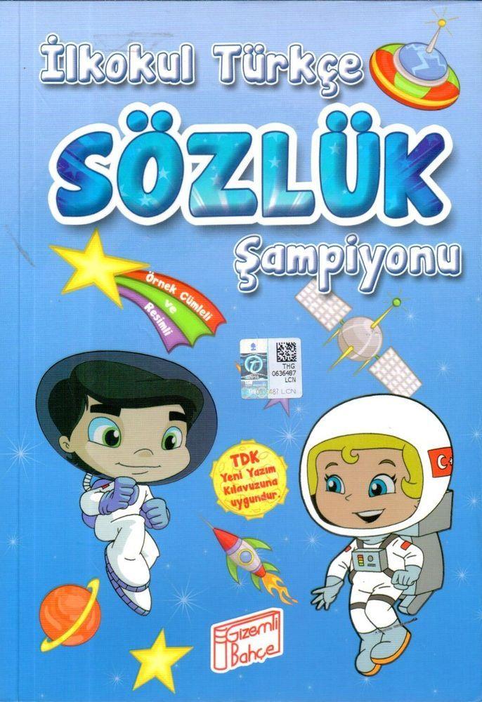 Gizemli Bahçe İlkokul Türkçe Sözlük Şampiyonu