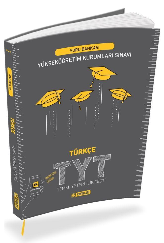 Hız Yayınları TYT Türkçe Soru Bankası