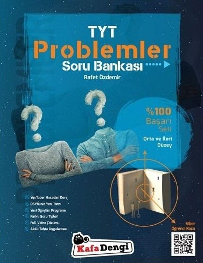 Kafa Dengi Yayınları TYT Problemler Orta ve İleri Düzey Soru Bankası