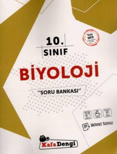 Kafa Dengi Yayınları 10. Sınıf Biyoloji Soru Bankası