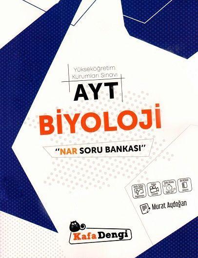 Kafa Dengi Yayınları AYT Biyoloji Nar Soru Bankası