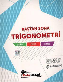Kafa Dengi Yayınları Baştan Sona Trigonometri