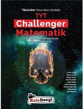 Kafa Dengi Yayınları TYT Matematik Challenger Soru Bankası