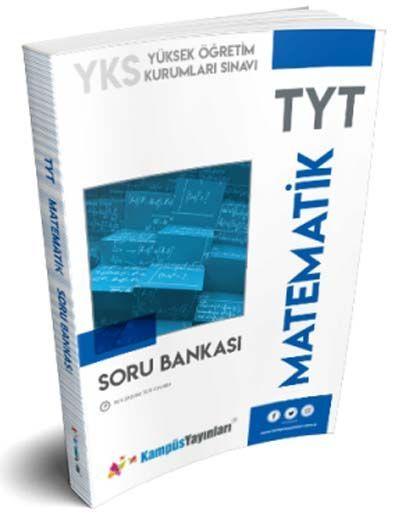 Kampüs Yayınları TYT Matematik Soru Bankası