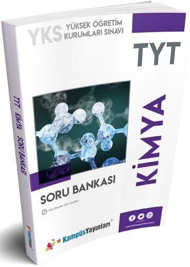 Kampüs Yayınları TYT Kimya Soru Bankası