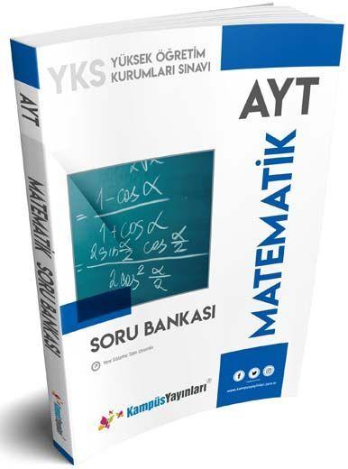 Kampüs Yayınları  AYT Matematik Soru Bankası