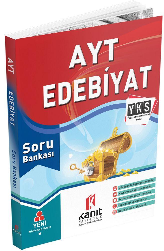 Kanıt Yayınları AYT Edebiyat Soru Bankası