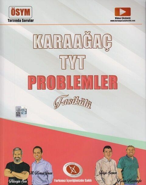 Karaağaç Yayınları TYT Problemler Fasikülü