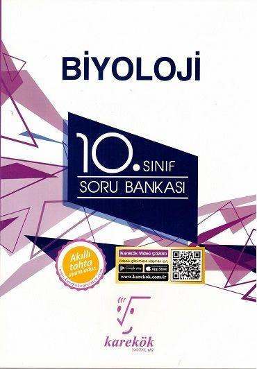 Karekök Yayıncılık 10. Sınıf Biyoloji Soru Bankası