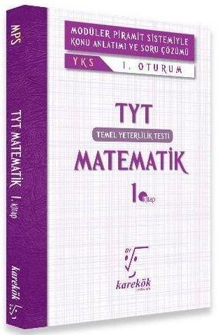Karekök Yayınları TYT Matematik 1. Kitap Konu Anlatımı ve Çözümü