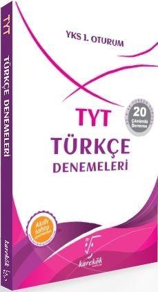 Karekök Yayınları TYT Türkçe Denemeleri