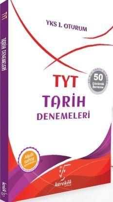 Karekök Yayınları TYT Tarih Denemeleri