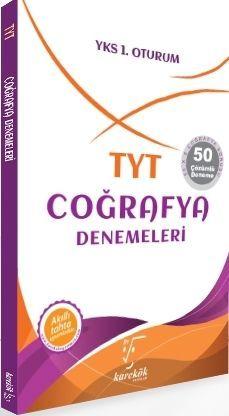 Karekök Yayınları TYT Coğrafya Denemeleri