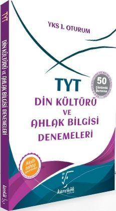 Karekök Yayınları TYT Din Kültürü ve Ahlak Bilgisi Denemeleri