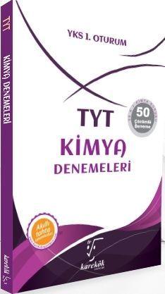 Karekök Yayınları TYT Kimya Denemeleri
