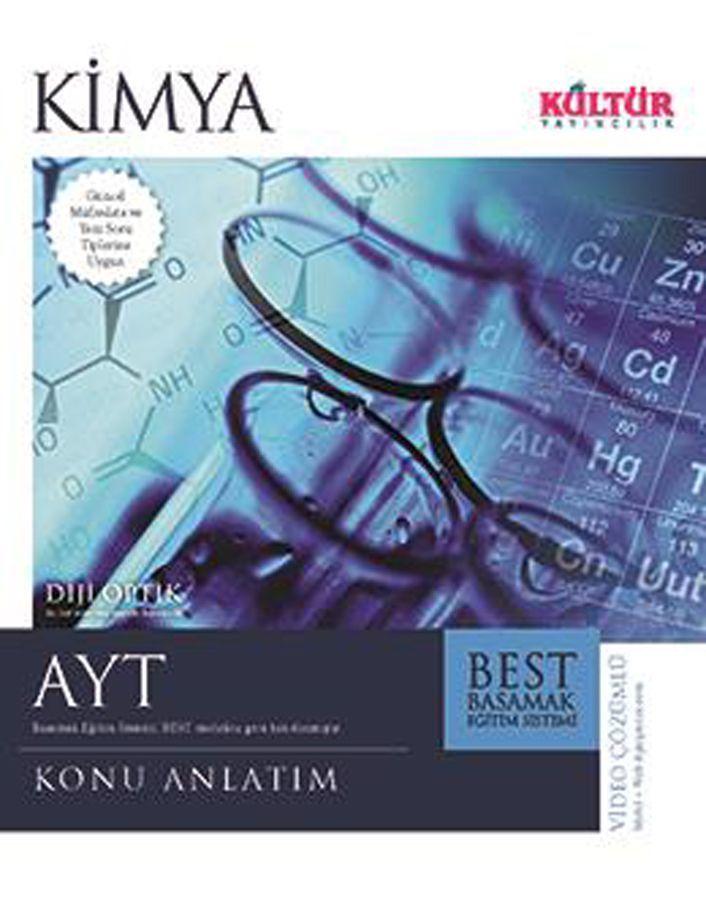 Kültür Yayıncılık AYT Kimya BEST Konu Anlatım