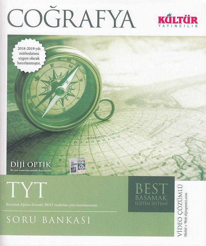 Kültür Yayıncılık TYT Coğrafya BEST Soru Bankası