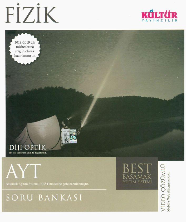 Kültür Yayıncılık AYT Fizik BEST Soru Bankası
