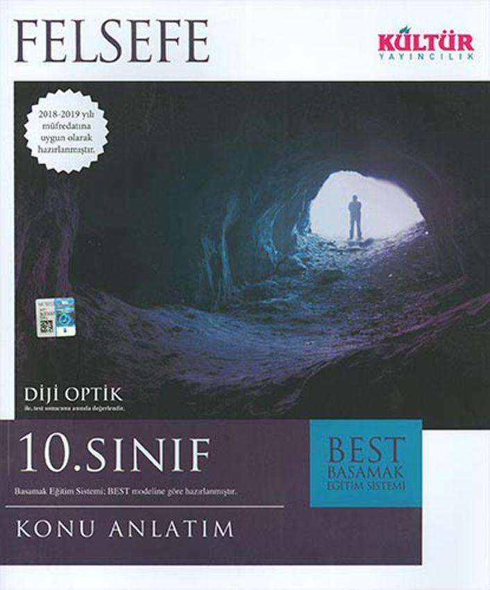 Kültür Yayıncılık 10. Sınıf Felsefe BEST Konu Anlatımı