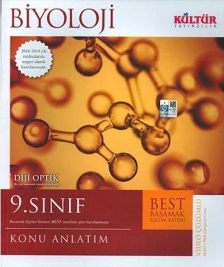 Kültür Yayıncılık 9. Sınıf Biyoloji BEST Konu Anlatım