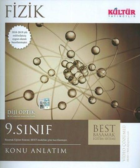 Kültür Yayıncılık 9. Sınıf Fizik BEST Konu Anlatımı