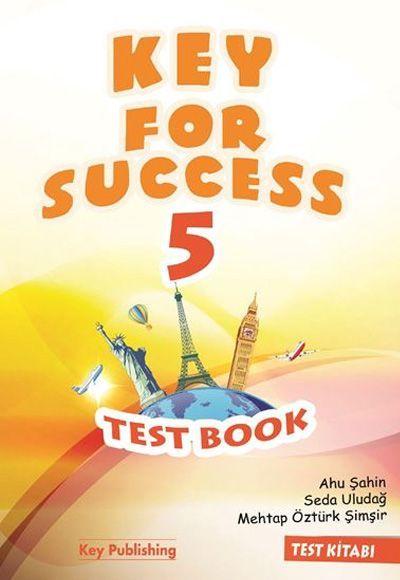 Key Publishing 5. Sınıf Key For Success Test Book
