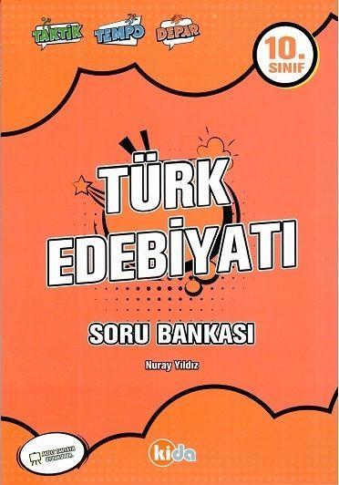 Kida Yayınları 10. Sınıf Türk Edebiyatı Soru Bankası