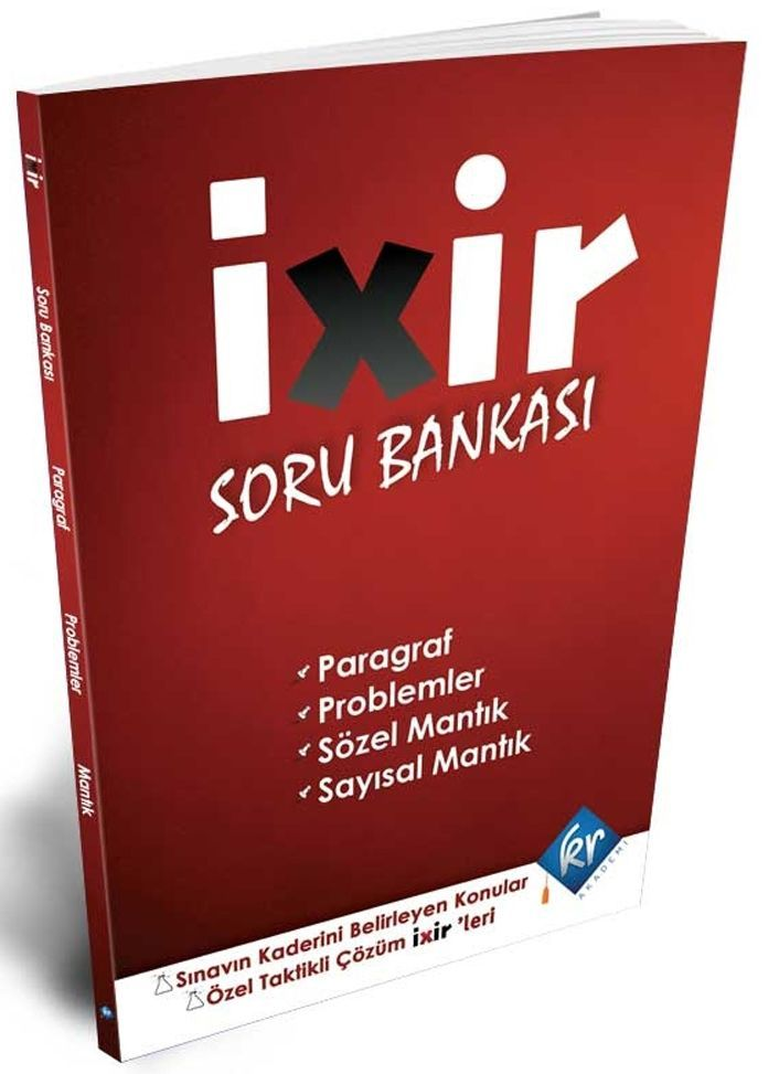 KR Akademi İxir Soru Bankası