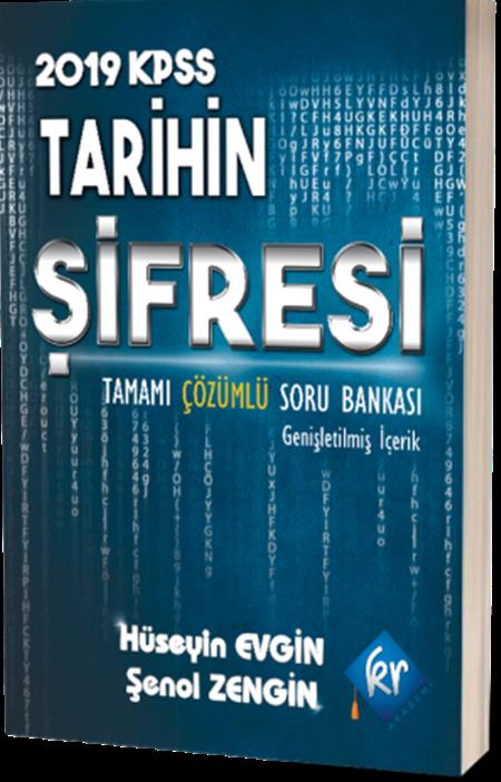 KR Akademi2019 Tarihin Şifresi Tamamı Çözümlü Soru Bankası