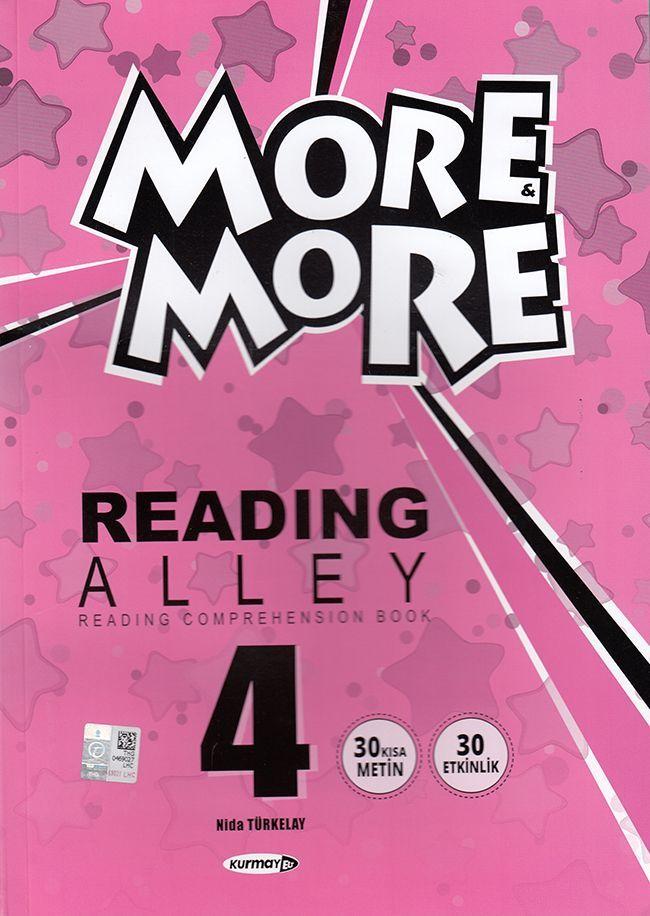 Kurmay ELT 4. Sınıf More More Reading Alley