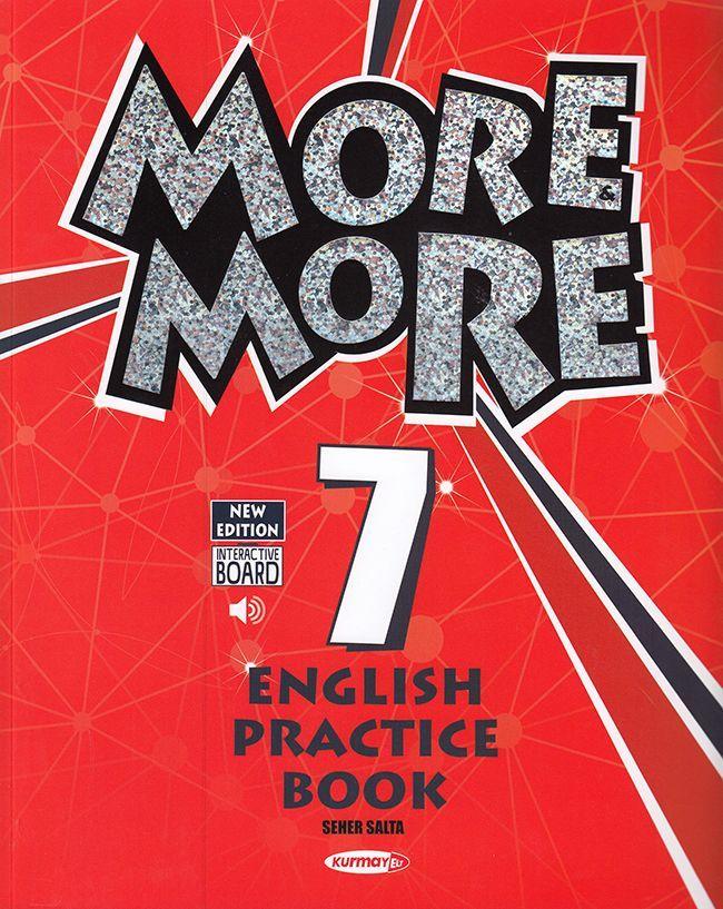Kurmay ELT 7. Sınıf More More English Pratice Book