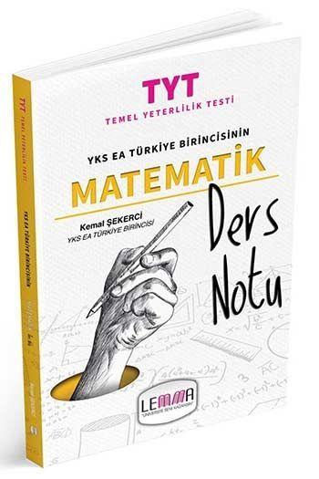 Lemma Yayınları TYT Matematik Ders Notu