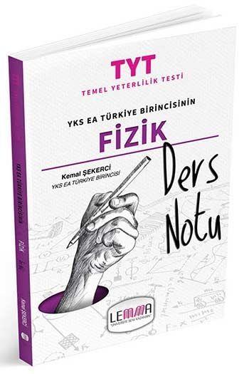 Lemma Yayınları TYT Fizik Ders Notu
