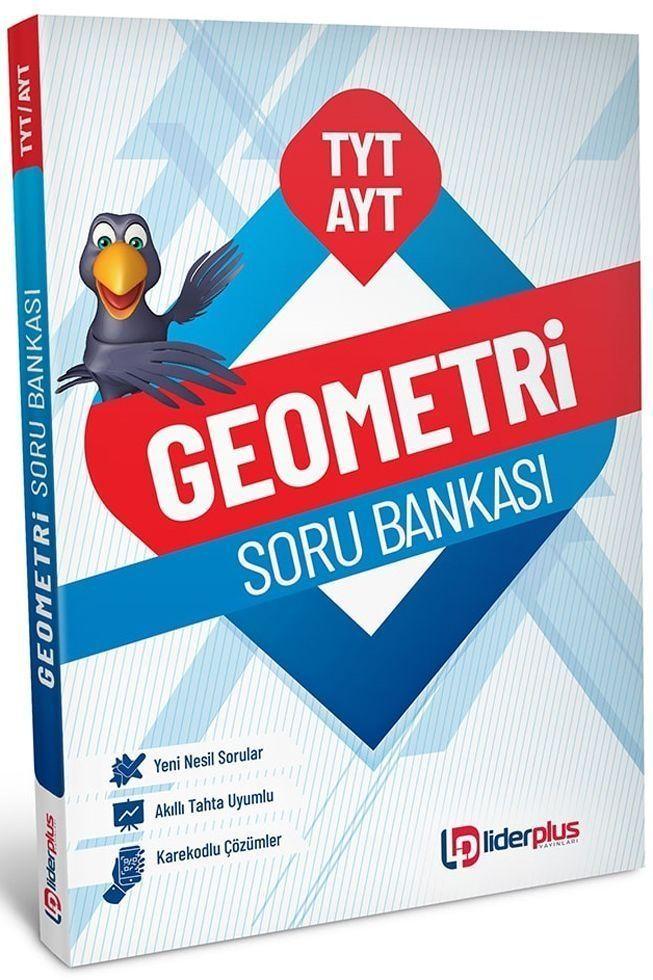 Lider Plus Yayınları TYT AYT Geometri Soru Bankası