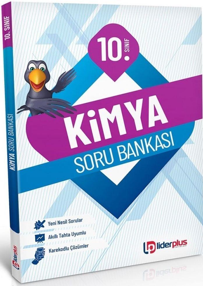 Lider Plus Yayınları 10. Sınıf Kimya Soru Bankası