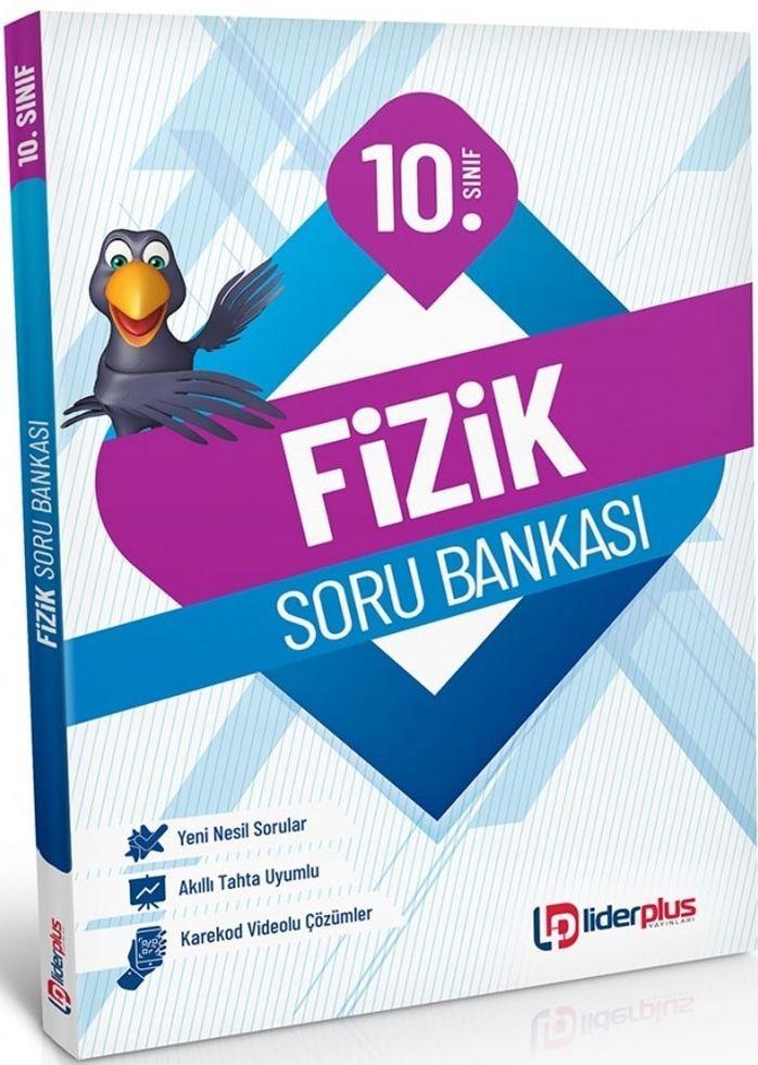Lider Plus Yayınları 10. Sınıf Fizik Soru Bankası