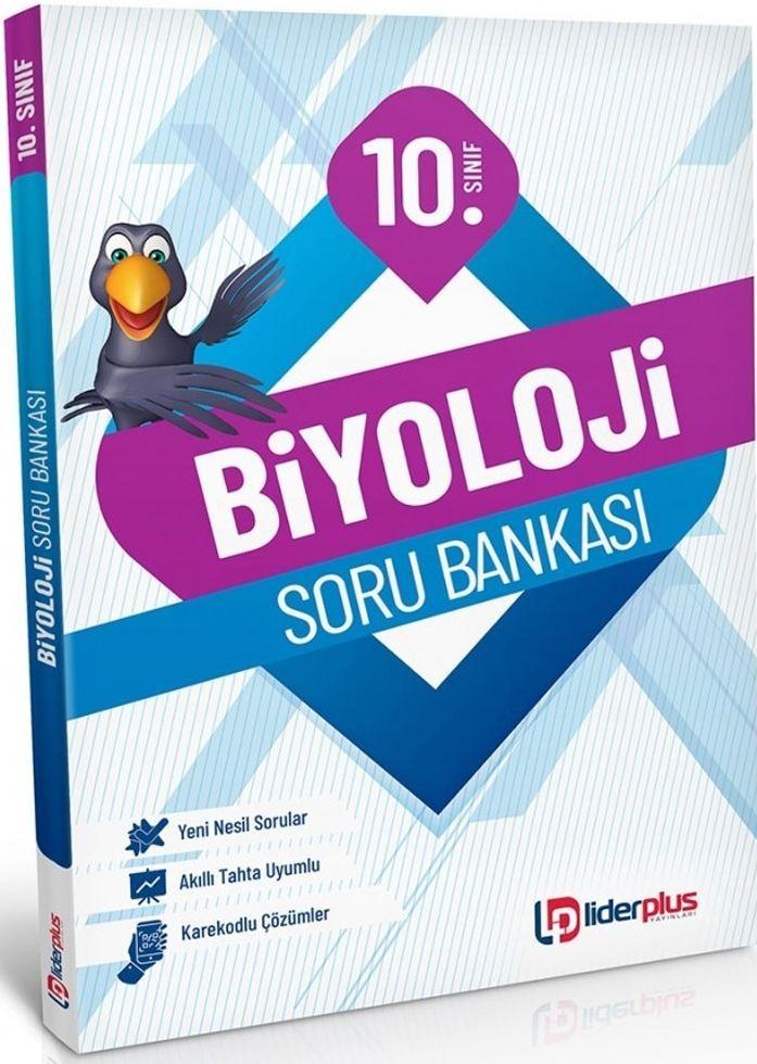 Lider Plus Yayınları 10. Sınıf Biyoloji Soru Bankası