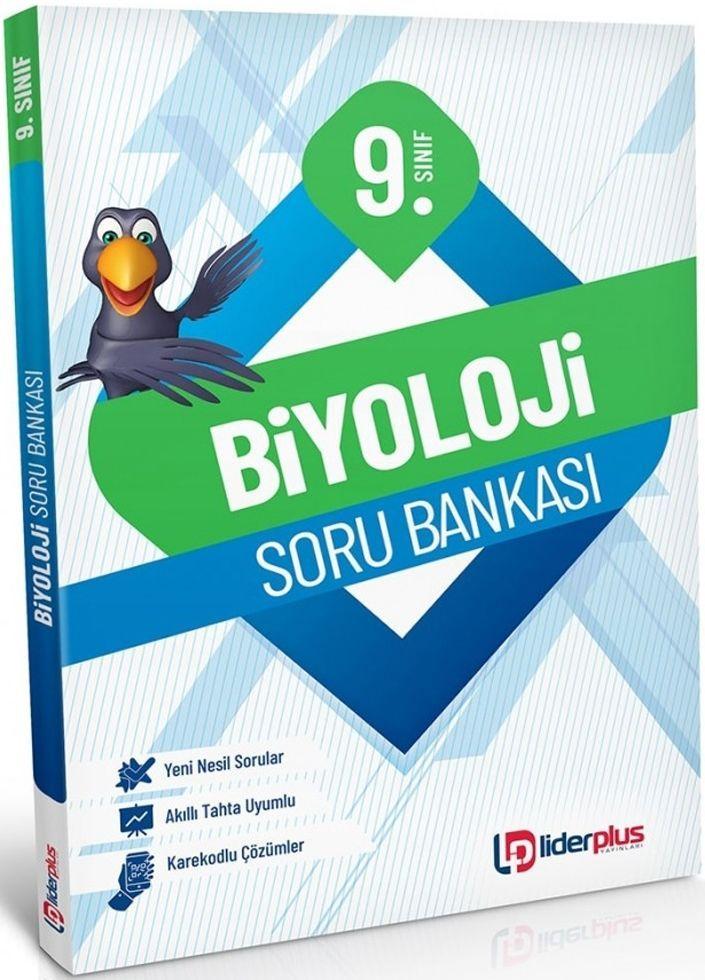 Lider Plus Yayınları 9. Sınıf Biyoloji Soru Bankası