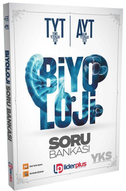 Lider Plus Yayınları TYT AYT Biyoloji Soru Bankası