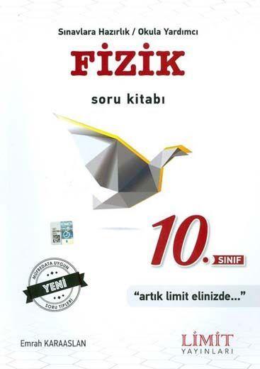 Limit Yayınları 10. Sınıf Fizik Soru Kitabı