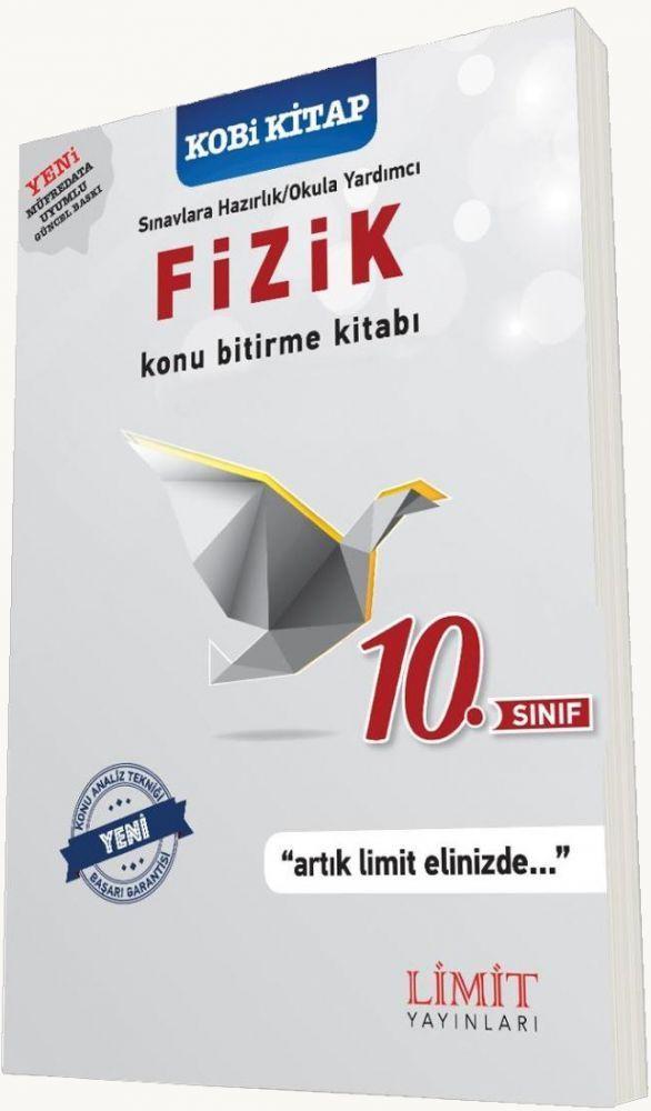 Limit Yayınları 10. Sınıf Fizik Konu Bitirme Kitabı