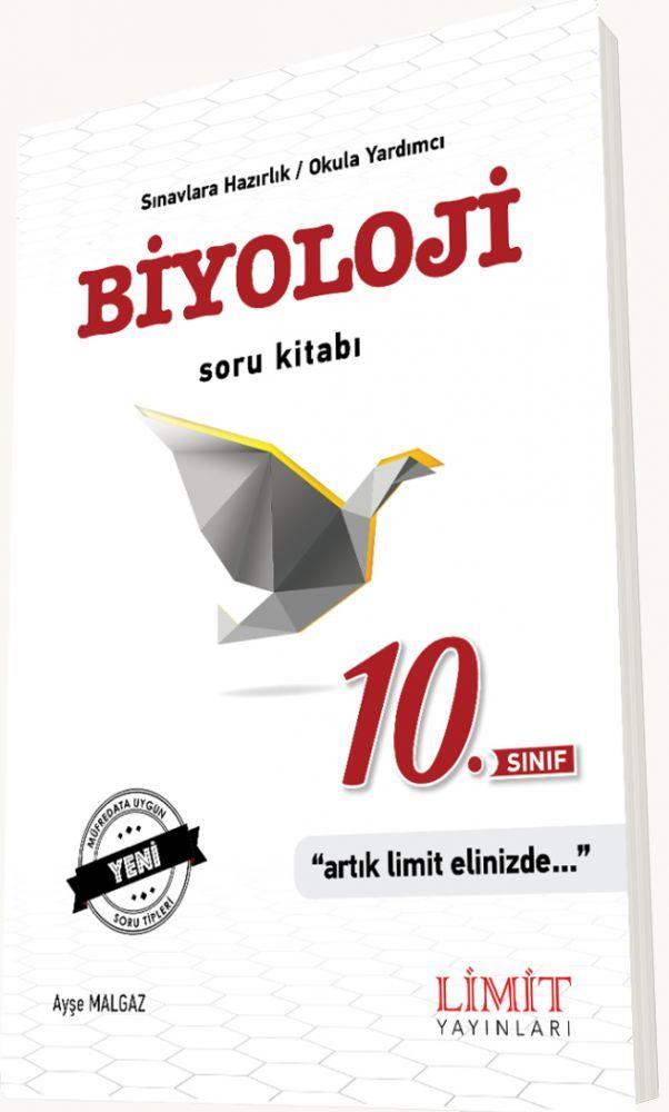 Limit Yayınları 10. Sınıf Biyoloji Soru Kitabı