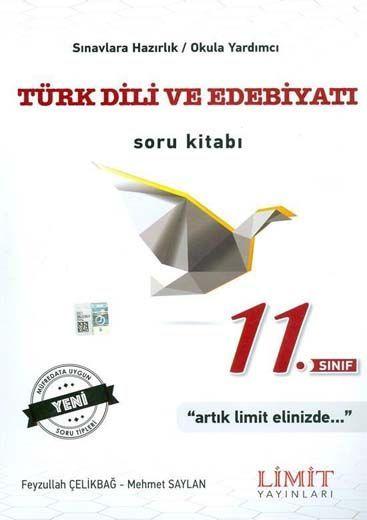 Limit Yayınları 11. Sınıf Türk Dili ve Edebiyatı Soru Kitabı