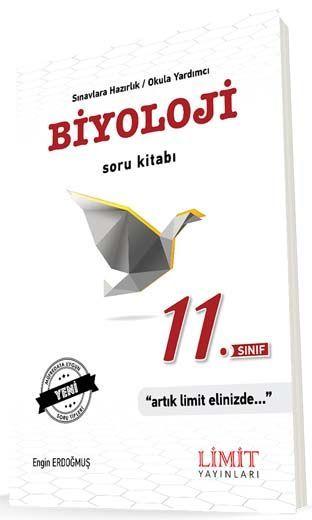 Limit Yayınları 11. Sınıf Biyoloji Soru Kitabı