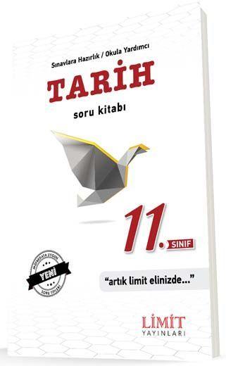 Limit Yayınları 11. Sınıf Tarih Soru Kitabı