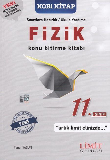 Limit Yayınları 11. Sınıf Fizik Konu Bitirme Kitabı